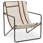 Desert Lounge Chair - Black / Shape