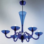 Magia Suspension - Chrome / Blue