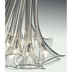 Zante Suspension - Chrome / Crystal