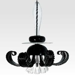 Tiger Lilly Suspension - Chrome / Black