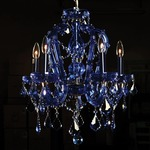 Royal Oaks Drive Chandelier