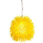 Urchin Mini Pendant - Yellow /