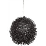 Urchin Pendant - Black /