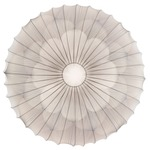 Muse Wall / Ceiling Mount - White / Flowers