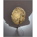Gold Moon Incasso Recessed Wall Sconce