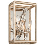 Houdini Wall Sconce - Gold Leaf / Clear