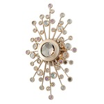 Big Bang Wall Sconce - Silver Leaf / Multicolor