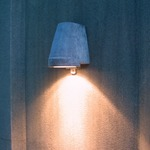 Beamy Exterior Wall Sconce -  /