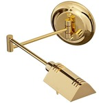 8170 Swing Arm Wall Sconce