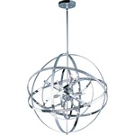 Sputnik Pendant - Polished Chrome /