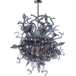 Mimi Chandelier - Polished Chrome / Fume