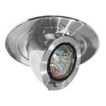 T7025 4.25 Inch Round Face Elbow Trim - Chrome /