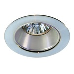 T4450 3 Inch Low Profile Deep Regressed Trim - Chrome / Anodized Reflector /