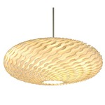 Spiral Saucer Suspension -  / Aspen