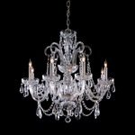 Traditional Crystal 5008 Chandelier
