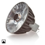 Premium 2 LED MR16 GU5.3 10.4W 12V 10 Deg 3000K 80CRI