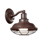 Circa 1910 Outdoor Wall Sconce