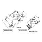 Lytecaster 1133 6.75 Inch Steep Slope Reflector Trim -  /