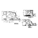Lytecaster 1127/1138/1148 6.75 Inch Adjustable Trim -  /