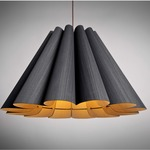 Lora Suspension - Black / Ebony Outer/ Ash Inner
