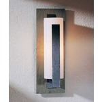 Vertical Bars Slate Outdoor Wall Sconce