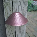 GADL2 Hammered Wall Mount Decklyte
