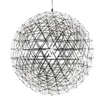 Raimond Dimmable LED Suspension UL Listed - Stainless Steel /