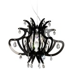 Lillibet Mini Suspension -  / Black