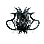 Medusa Wall Sconce -  / Black