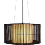 Kai O Indoor Hanging Lamp -  / Brown