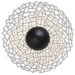 Kris Kros Wall Lamp - Bamboo /