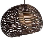 Molly Hanging Lamp -  / Multicolor