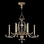 Beveled Arcs 44 Chandelier