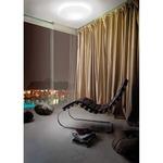 Saba Ceiling Lamp - White / White
