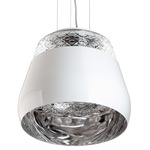 Valentine Pendant Light -  / White