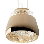 Valentine Pendant Light -  / Gold