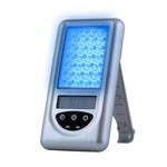 LED Portable Light with Mood Adjustment -  / Silver