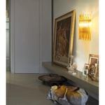 Diadema Wall Lamp - Chrome / Topaz