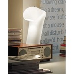 Bissa Table Lamp - White / White