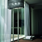 Dress R Floor lamp - Stainless Steel / Silver