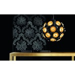 Symphony LA75 Ceiling Light - Black / Gold