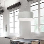 Cala Pendant Light - White /