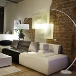 Hoop Floor Lamp