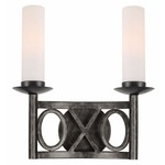 Odette Glass Shade Wall Sconce