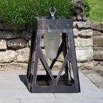 Charles Floor Lamp - Bronze / Metal