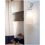 Sasha Wall Light -  / White
