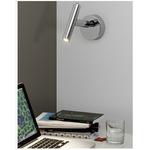 Spy Wall Light - Polished Chrome /