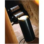 Tube T Floor Lamp - Black / Metal