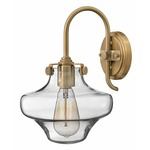 Congress Sconce