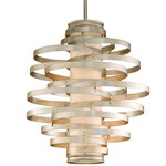 Vertigo Suspension - Modern Silver/ Citrine Ice /
